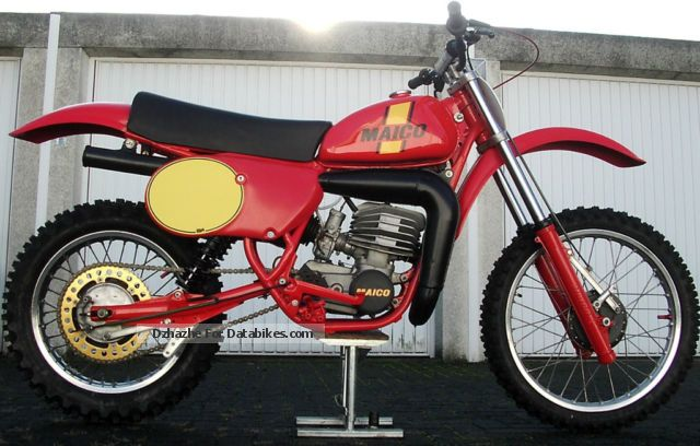 Maico  MC 250 1978 Vintage, Classic and Old Bikes photo
