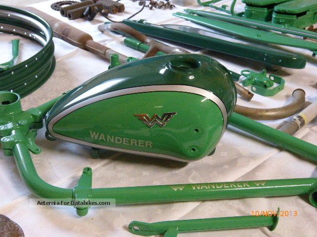 Sachs  Wanderer 1940 Vintage, Classic and Old Bikes photo