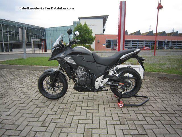 2012 Honda  CB 500 X Motorcycle Enduro/Touring Enduro photo