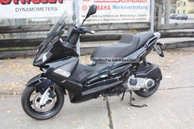 2008 Gilera  Nexus Motorcycle Scooter photo