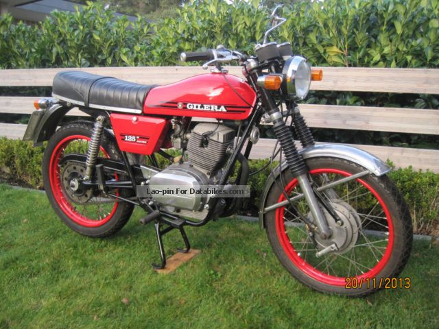 Gilera  Strada 150 1974 Vintage, Classic and Old Bikes photo