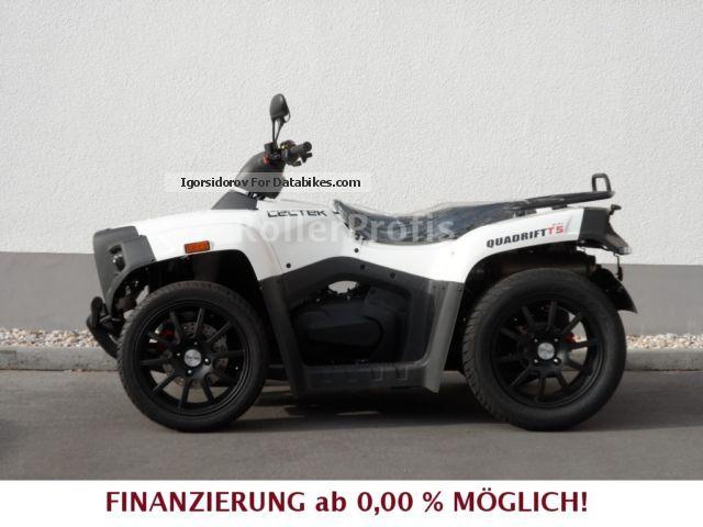2012 Cectek  Quadrift 500 T5 LOF Motorcycle Quad photo