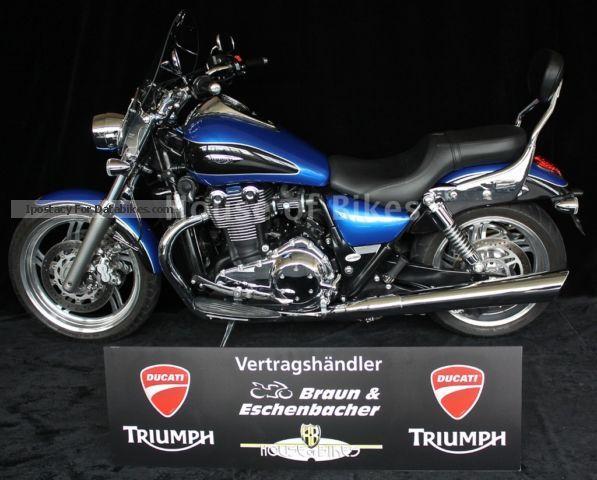 2013 Triumph  Thunderbird - 4 year warranty * Motorcycle Chopper/Cruiser photo
