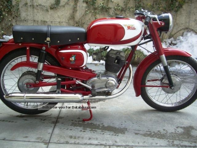1961 Moto Morini  Corsaro Motorcycle Motorcycle photo