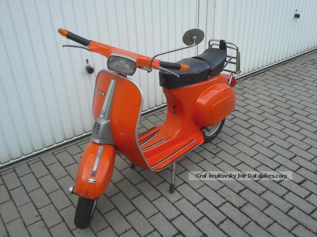Vespa  50 N Special V5B3T O-paint 1977 Vintage, Classic and Old Bikes photo