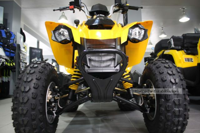 2012 Bombardier  BRP Can-Am DS 250 NEW Motorcycle Quad photo