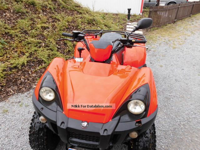 2006 Aeon  Cross Country Motorcycle Quad photo