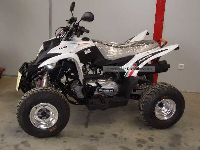2013 Aeon  Bistrada 3.5 Motorcycle Quad photo