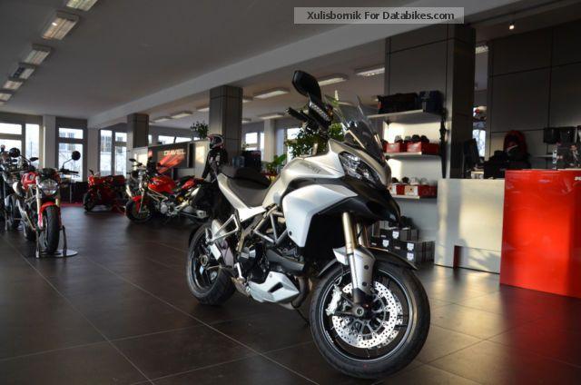 2013 Ducati  Multistrada 1200 ABS model 2013 Motorcycle Motorcycle photo