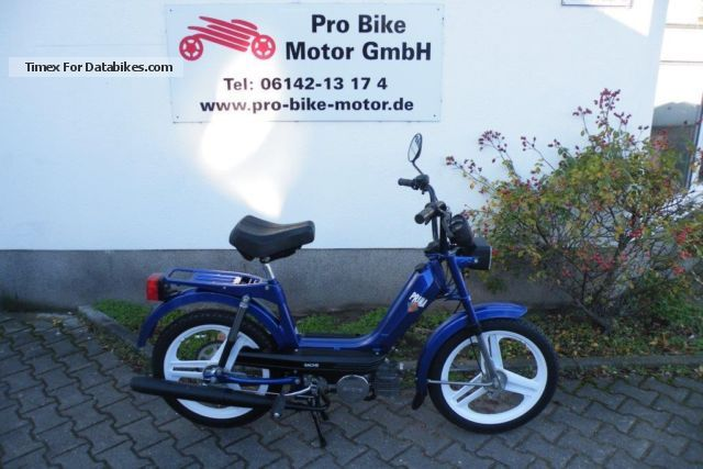 1997 Sachs  Prima 2 25 km / h Motorcycle Motor-assisted Bicycle/Small Moped photo