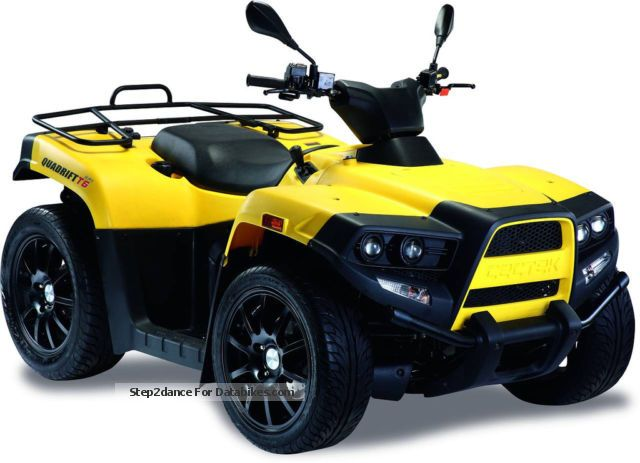 2012 Cectek  Quadrift T5 LOF (special price) Motorcycle Quad photo