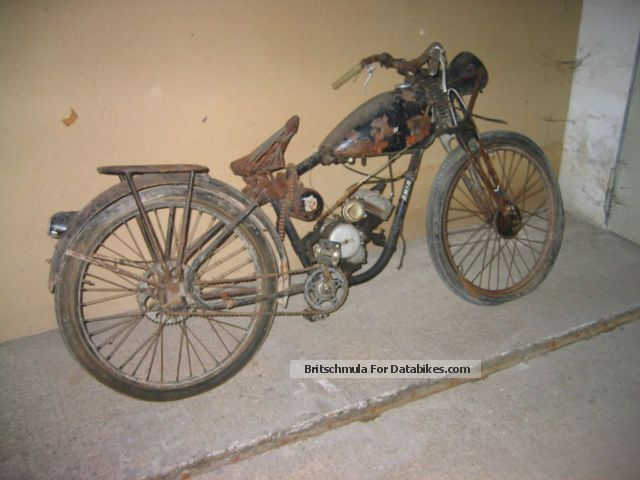 Sachs  Urania 1941 Vintage, Classic and Old Bikes photo