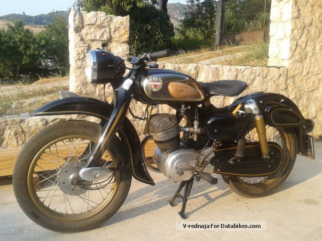 NSU  Preti MAXI 1967 Vintage, Classic and Old Bikes photo