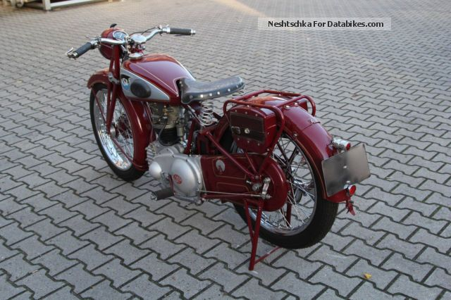 NSU  OSL250 1938 Vintage, Classic and Old Bikes photo