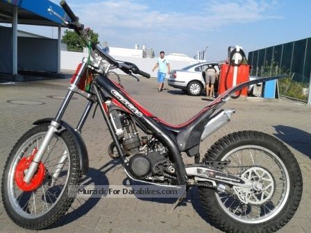 2008 Gasgas  Cadet Motorcycle Other photo