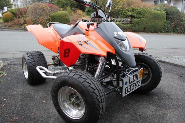 2007 SMC  270 Motorcycle Quad photo