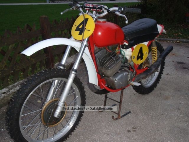 Jawa  380 1971 Vintage, Classic and Old Bikes photo