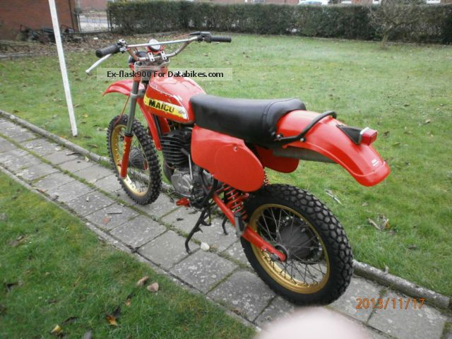 Maico  Enduro 440cc 1979 Vintage, Classic and Old Bikes photo