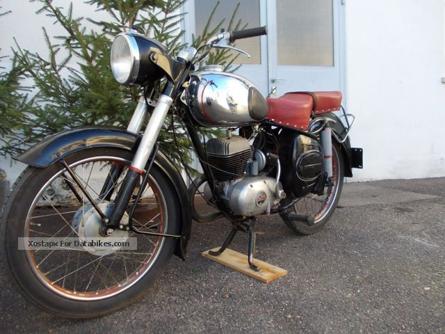 Maico  M200 1953 Vintage, Classic and Old Bikes photo