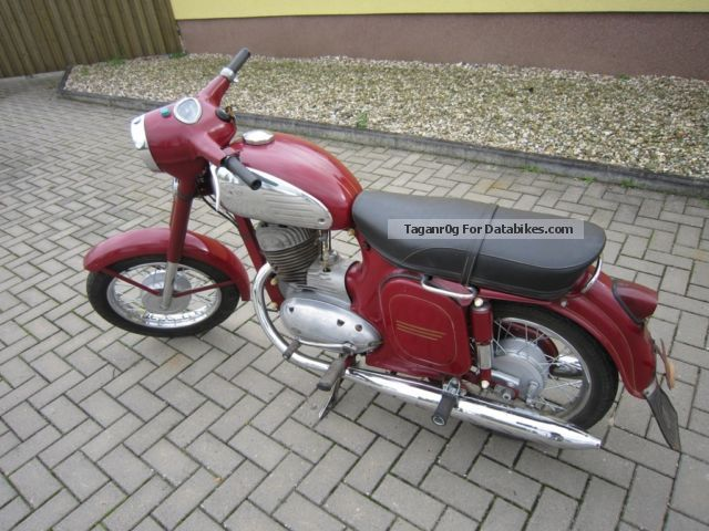 1962 Jawa  250 Motorcycle Motorcycle photo