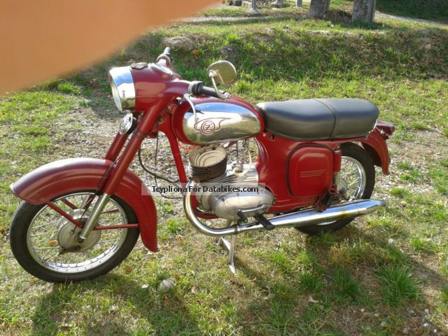Jawa  CZ 175 1969 Vintage, Classic and Old Bikes photo
