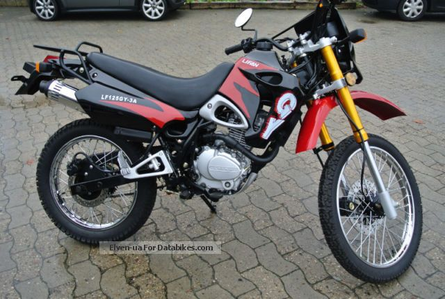 2012 Lifan  LF 125 Enduro Motorcycle Enduro/Touring Enduro photo