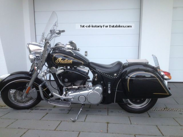 Indian  Chief Springfield / approved in Germany 2003 Chopper/Cruiser photo