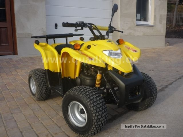 2013 Adly  ATV Quad 50V Children Motorcycle Quad photo