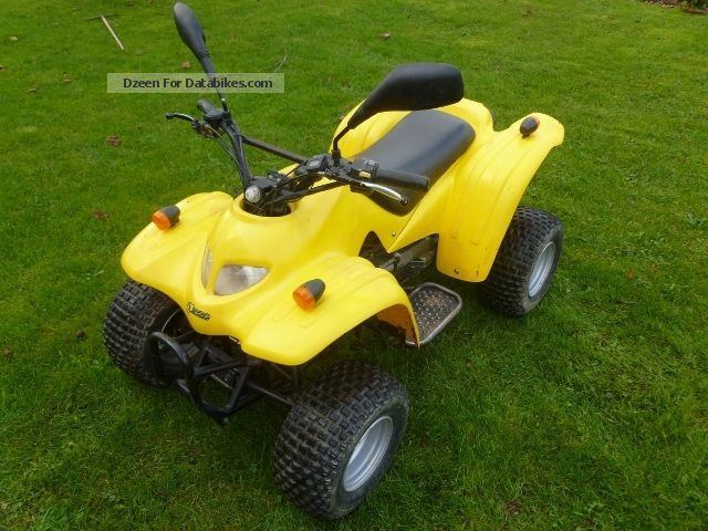2002 Adly  ATV 50 Motorcycle Quad photo