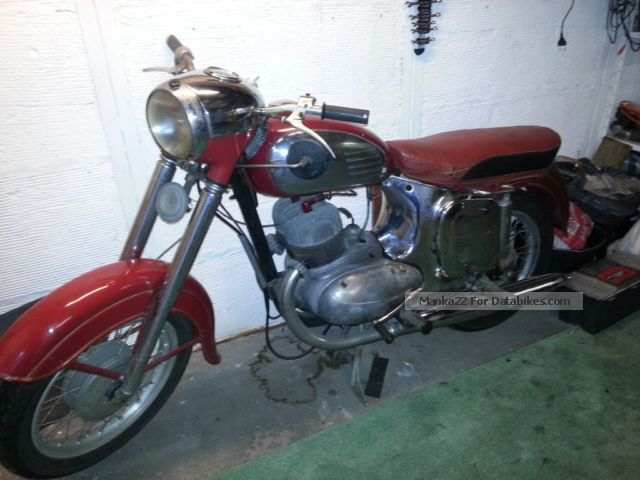 Jawa  sport 350cc 1965 Vintage, Classic and Old Bikes photo