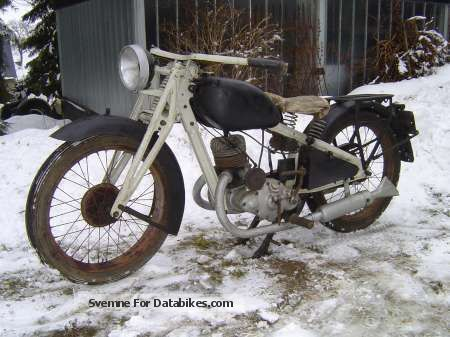 DKW  Block 200 1932 Vintage, Classic and Old Bikes photo