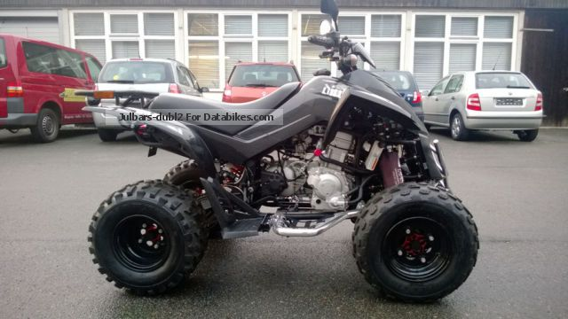 2012 Dinli  Rookie 300 engine noise, but ready to ride! Motorcycle Quad photo