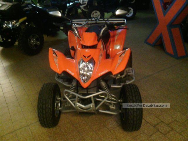 2013 Kymco  Maxxer 300 Motorcycle Quad photo
