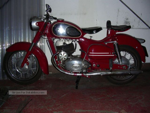 Puch  SGS250 1954 Vintage, Classic and Old Bikes photo
