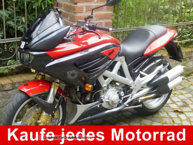 2000 Bimota  Mantra DB3, with 1 year warranty Motorcycle Motorcycle photo