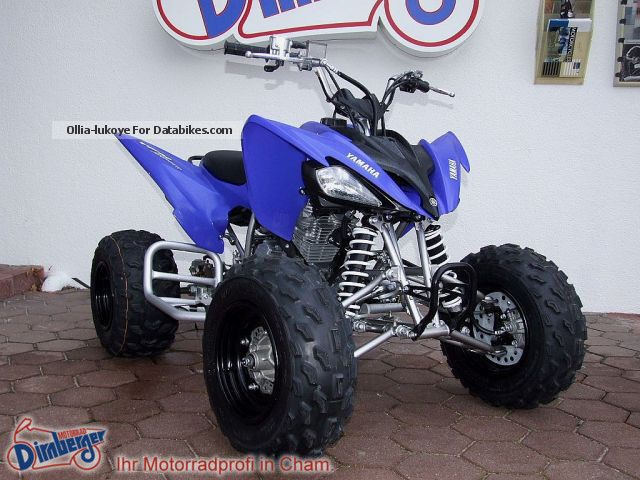2012 yamaha yfm 250 r from the dealer max poss. Black Bedroom Furniture Sets. Home Design Ideas