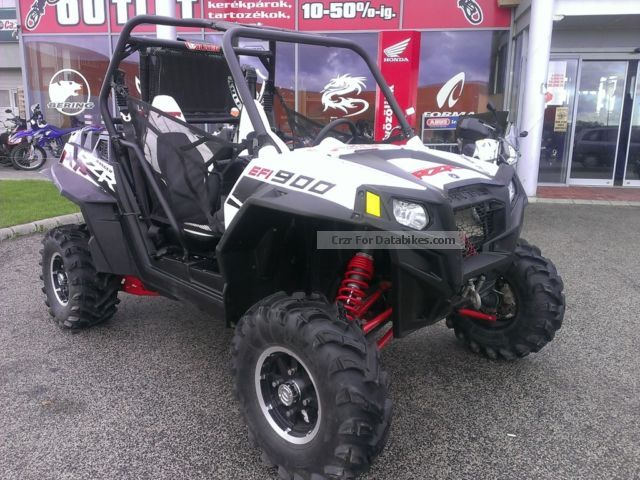 2011 Polaris  RZR 900 2011 Motorcycle Quad photo