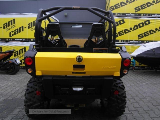 CAN-AM/ BRP Commander XT 1000 - 2012, 2013 - autoevolution
