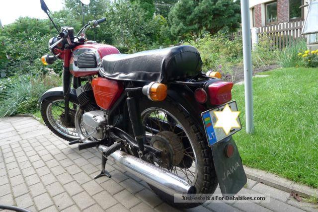 1980 Jawa  350-634 Motorcycle Motorcycle photo