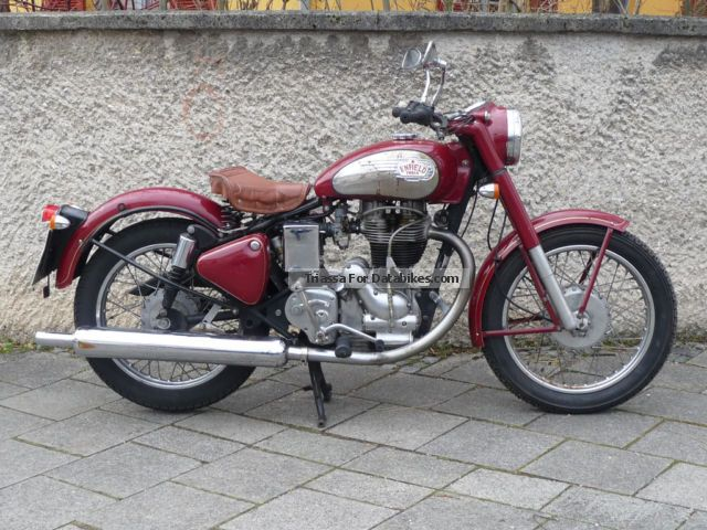 1994 Royal Enfield  Bullet Motorcycle Motorcycle photo