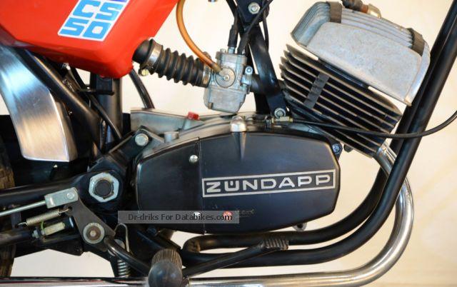 Zündapp - CS 50 EZ 06/1984
