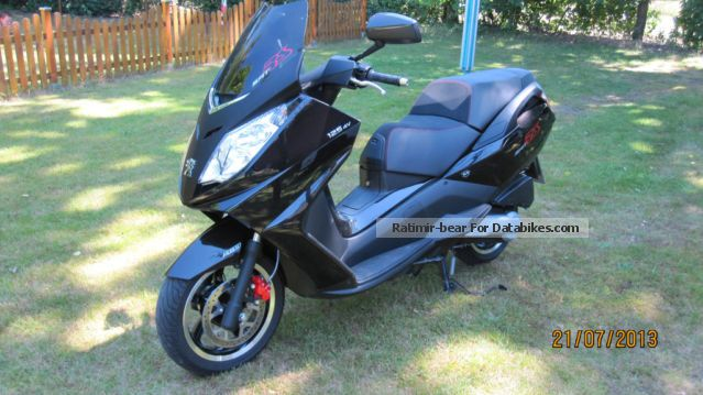 2012 Peugeot  Satelis RS & ABS Motorcycle Scooter photo