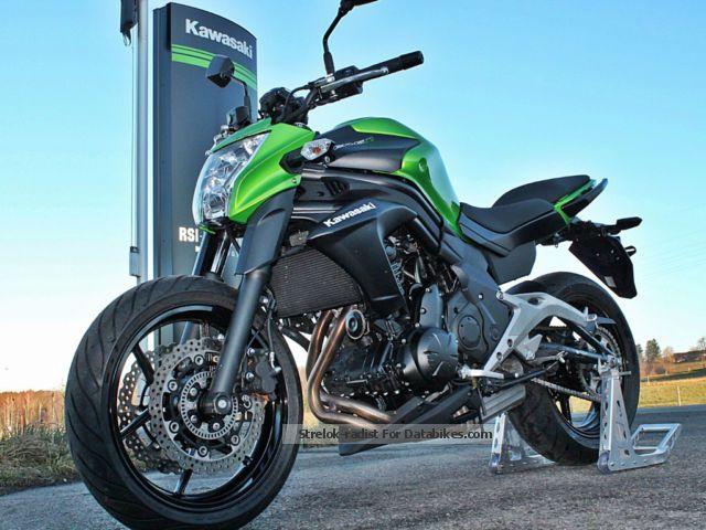 2013 Kawasaki Er6n Abs 2013 With 1531km 1hand Gaffe