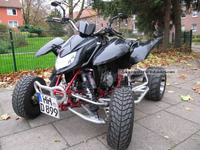 2009 Triton  450 Motorcycle Quad photo