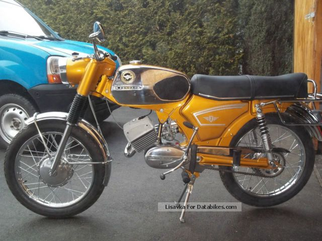 Zundapp  Zündapp KS 50 SS type 517 1972 Vintage, Classic and Old Bikes photo