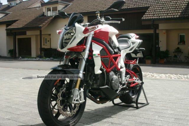 2011 Bimota  DB6R Evo Motorcycle Naked Bike photo
