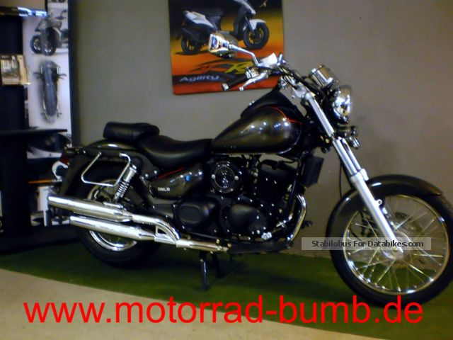 2013 Daelim  Daystar Day Star Fi rear disc brake! Motorcycle Chopper/Cruiser photo