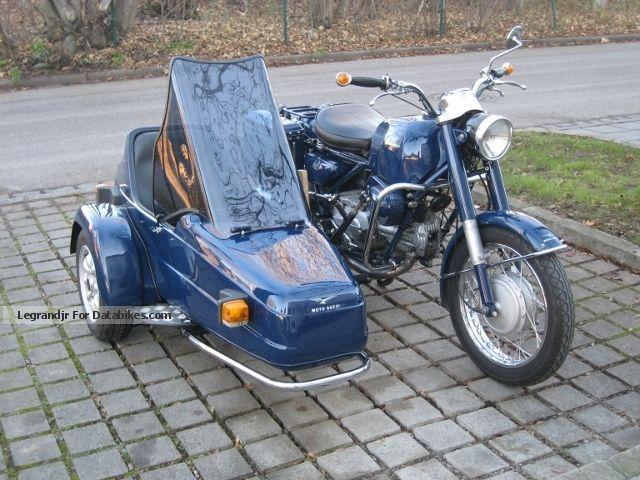 Moto Guzzi  Nuovo Falcone 1973 Vintage, Classic and Old Bikes photo