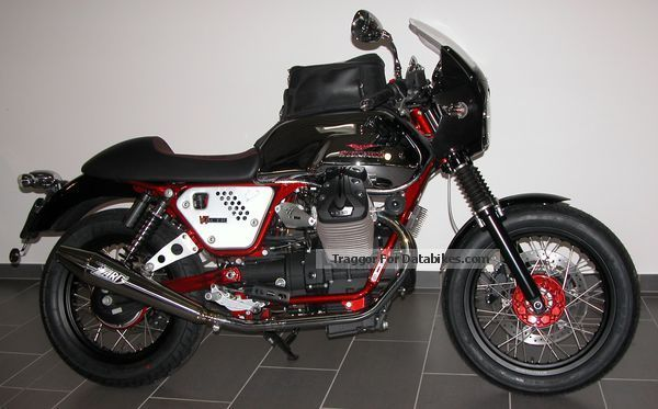 2013 Moto Guzzi  V7 Racer Motorcycle Sports/Super Sports Bike photo