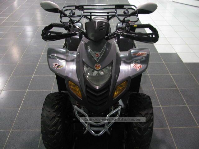 2008 Dinli  Helix 150 Motorcycle Quad photo